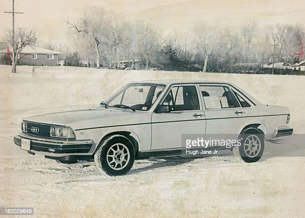1980 audi 5000 diesel