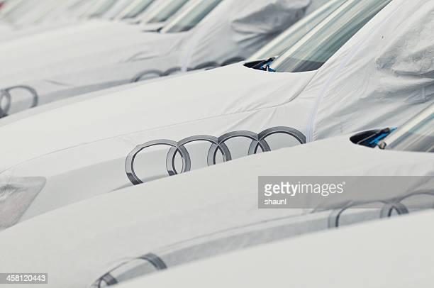 Audis at Autoport