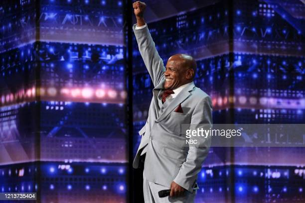 S GOT TALENT Auditions 1 Episode 1501 Pictured Archie Williams