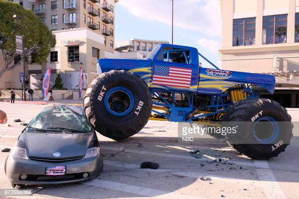 S GOT TALENT Auditions 2 Episode 1302 Pictured Monster Truck