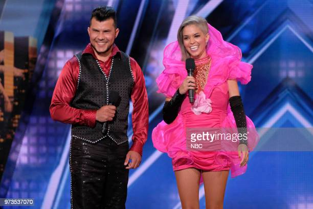 S GOT TALENT 'Auditions 3' Episode 1303 Pictured Sixto Lucia