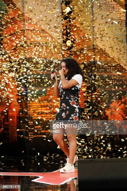 S GOT TALENT 'Auditions 4' Episode 1304 Pictured Amanda Mena