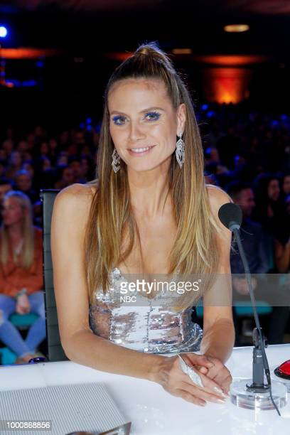 S GOT TALENT 'Auditions 5' Episode 1305 Pictured Heidi Klum