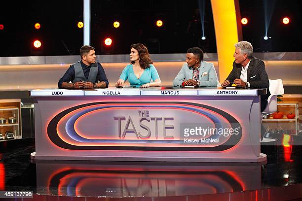 THE TASTE 'Auditions Childhood' Season Three of ABC's 'The Taste' premieres on THURSDAY DECEMBER 4 with the search to find America's best...