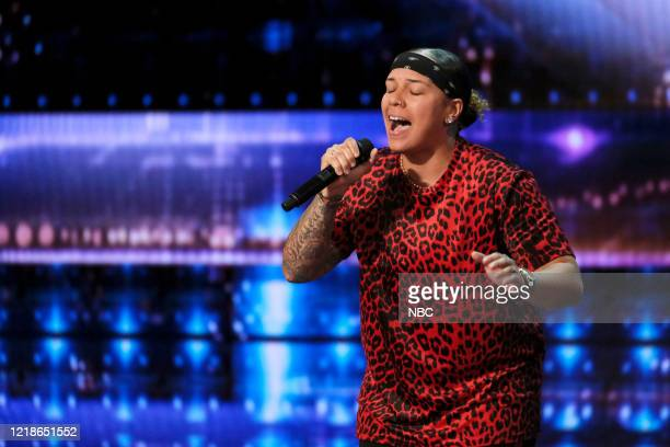 S GOT TALENT Auditions Episode 1503 Pictured Celina