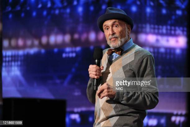 S GOT TALENT Auditions Episode 1503 Pictured Marty Ross