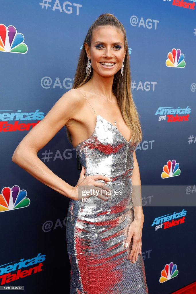 America's Got Talent - Season 13 : News Photo