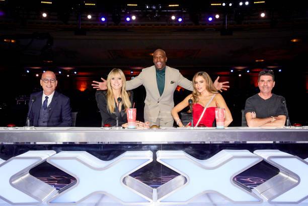 """NY: NBC's """"America's Got Talent"""" - Season 16"""