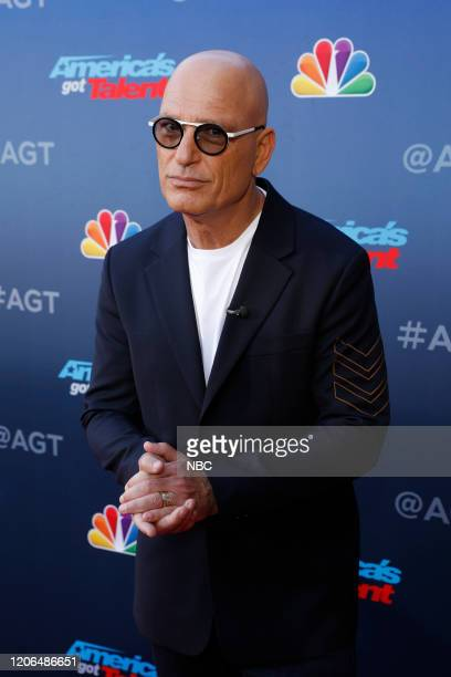 S GOT TALENT Auditions Pictured Howie Mandel