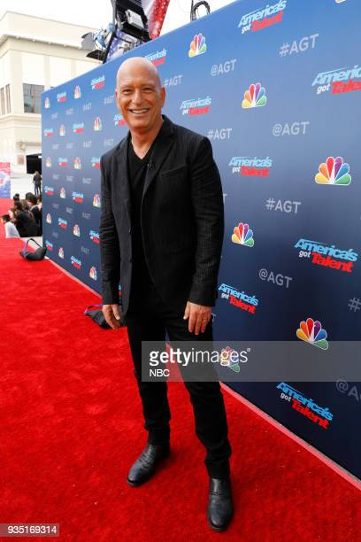 S GOT TALENT 'Auditions' Pictured Howie Mandel
