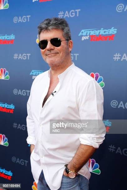 S GOT TALENT Auditions Pictured Simon Cowell