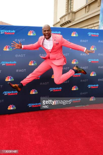 S GOT TALENT Auditions Pictured Terry Crews