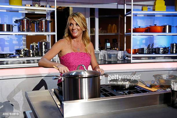 THE TASTE Auditions The heat is on in the kitchen as The Taste returns on THURSDAY JANUARY 2 on Walt Disney Television via Getty Images Back in its...