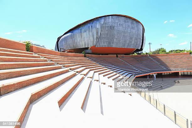 Auditorium Music Park, architecture by Renzo Piano