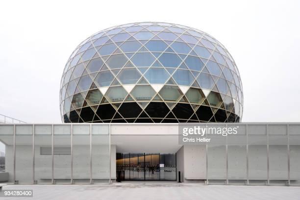 Auditorium of La Seine Musicale Performing Arts Centre Boulogne-Billancourt Paris