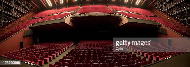 Panorama de l'Auditorium