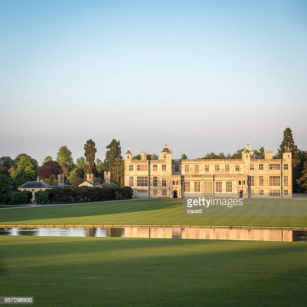 Audley End House, Saffron Walden, Essex, England