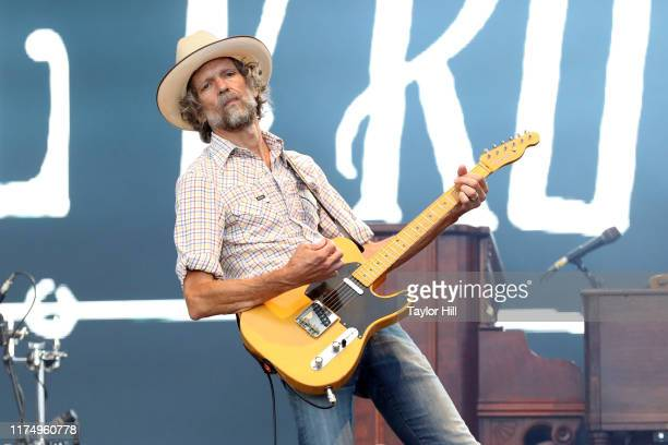 Audley Freed performs during the 2019 KAABOO Del Mar Festival at Del Mar Race Track on September 15 2019 in Del Mar California
