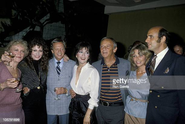 Audra Lindley Anne Wedgeworth Don Knotts Joyce DeWitt Norman Fell Patricia McCormack and Jeffrey Tambor