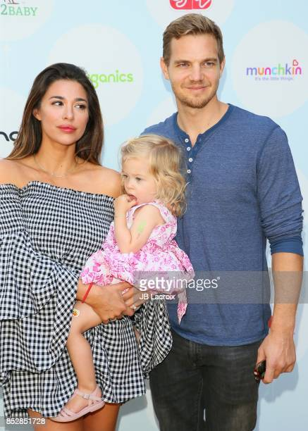 Audra Lynn Handley and Taylor Handley attend Step 2 Presents 6th Annual Celebrity Red CARpet Safety Awareness Event on September 23 2017 in Culver...