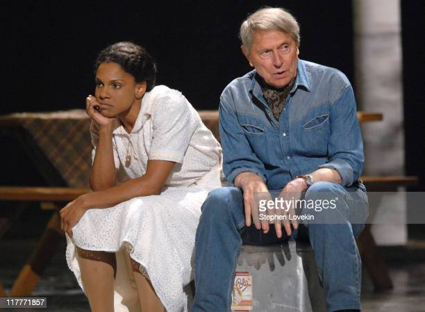 Audra McDonald and John Cullum perform 'Raunchy' from '110 in the Shade'