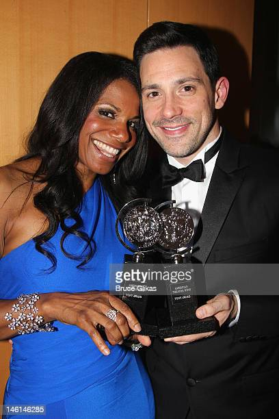 Audra McDonald Best Performance by a Leading Actress in a Musical for Porgy and Bess and Steve Kazee Best Performance by a Leading Actor in a Musical...