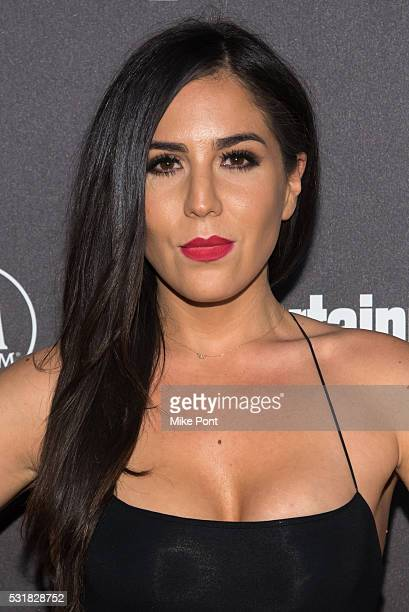 Audrey Esparza attends the 2016 Entertainment Weekly People New York Upfront at Cedar Lake on May 16 2016 in New York New York