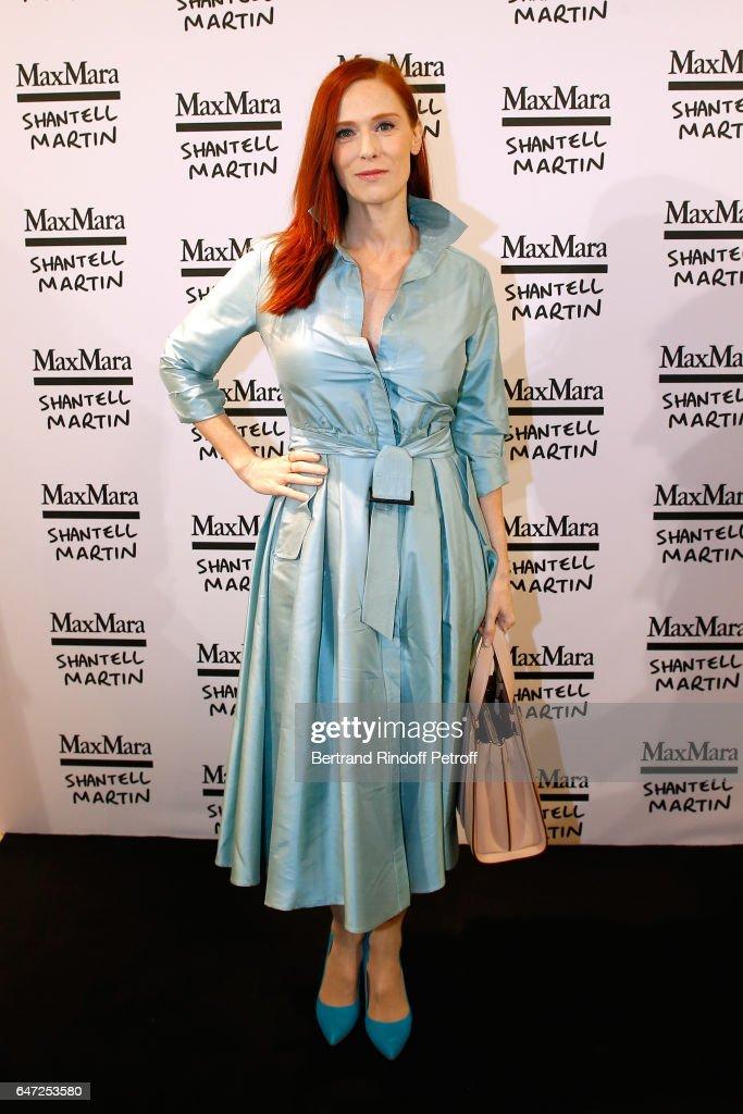 Max Mara 'Prism In Motion' Event - Paris Fashion Week Womenswear Fall/Winter 2017/2018