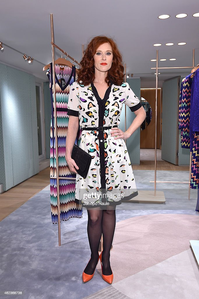 Missoni Opens A New Parisian Boutique At 219 Rue Saint Honore  - Paris Fashion Week : Haute Couture S/S 2016