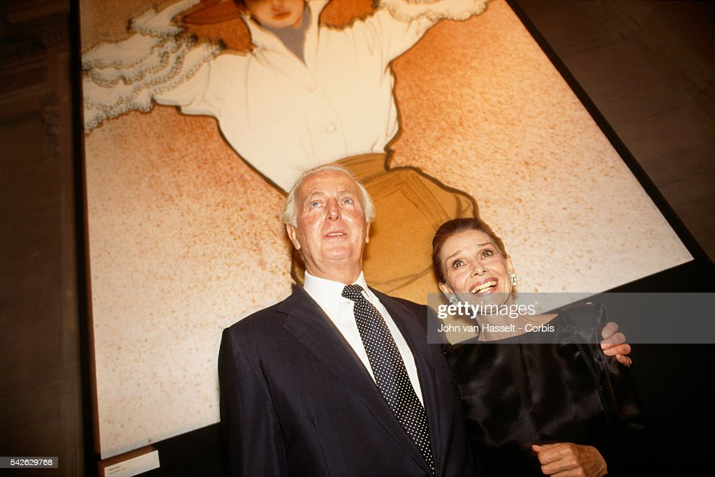 Givenchy Exhibition Celebrates 40 Years : News Photo