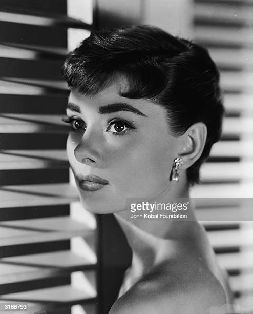 Audrey Hepburn as she appears in 'Sabrina' directed by Billy Wilder