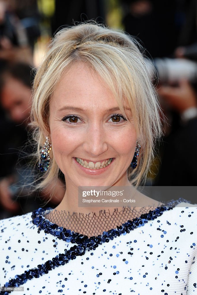 Audrey Lamy at the Premiere for 'Biutiful' during the 63rd Cannes International Film Festival.