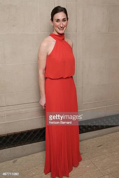 Audrey Margerite attends the The Frick Collection 2015 Young Fellows Ball A Dance at the Spanish Court sponsored by LANVIN at The Frick Collection on...