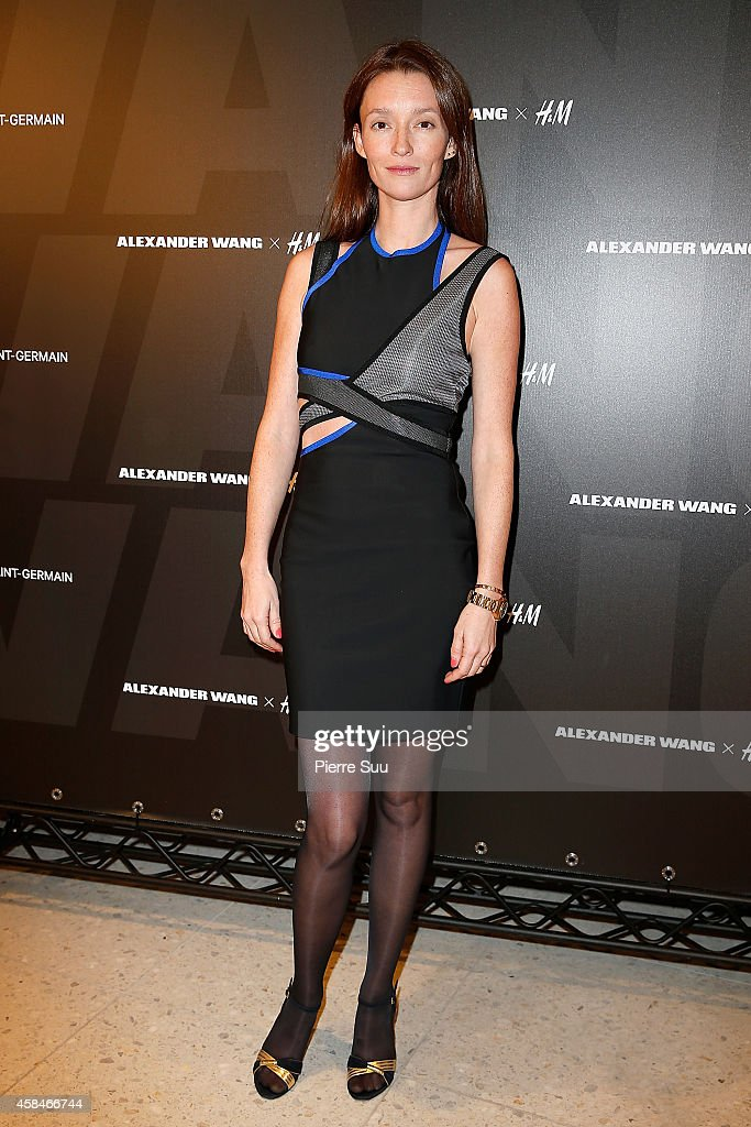 Alexander Wang x H&M Collection Launch At Boulevard Saint-Germain In Paris