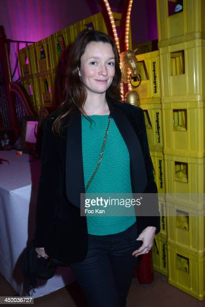 Audrey Marnay attends Le Fooding 2013 Culinary Awards at the Cirque d'Hiver on November 25 2013 in Paris France