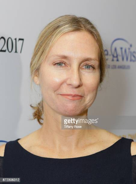 Audrey Morrissey at the 2017 Make a Wish Gala on November 9 2017 in Los Angeles California