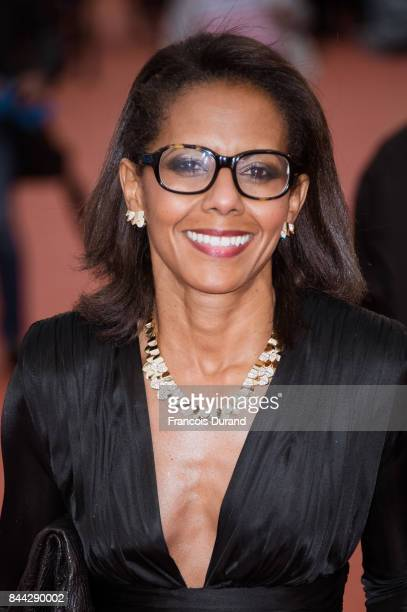 Audrey Pulvar arrives at the screening for mother during the 43rd Deauville American Film Festival on September 8 2017 in Deauville France
