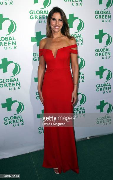 Audrey Slade attends the 14th Annual Global Green PreOscar Gala at TAO Hollywood on February 22 2017 in Los Angeles California