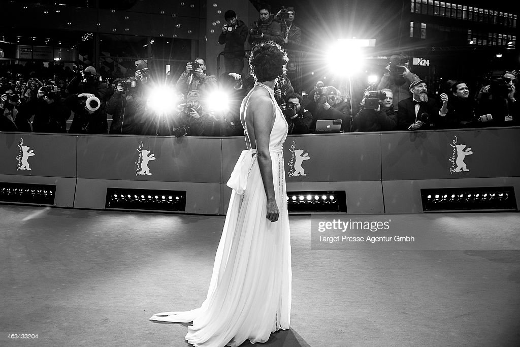 Audrey Tautou attends the Closing Ceremony of the 65th Berlinale International Film Festival at Berlinale Palace on February 14, 2015 in Berlin, Germany.