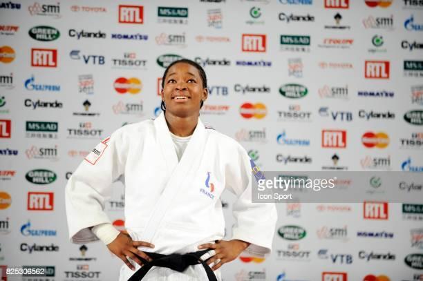 Audrey TCHEUMEO 78kg Championnats du Monde de Judo 2011 Paris