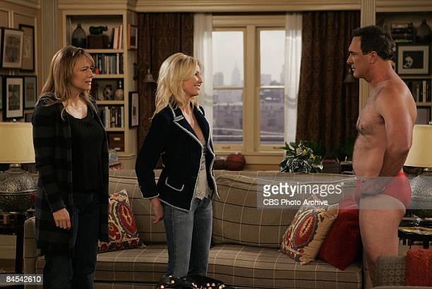 Audrey's Sister Audrey's sister Barbara comes to visit her and Jeff and surprises everyone when she accepts a date with Russell on RULES OF...