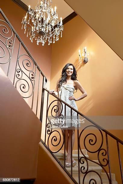 Audrina Patridge at Home