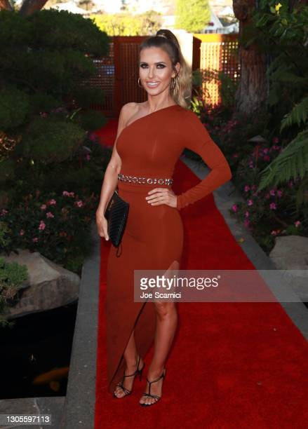 """Audrina Patridge attends a private event with the cast of MTV's """"The Hills"""" hosted by Cure Addiction Now & The Red Songbird Foundation on March 05,..."""