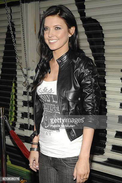 Audrina Patridge attends DCMA Collective Celebrates Grand Opening of Flagship Store at DCMA on March 14 2008 in Los Angeles CA