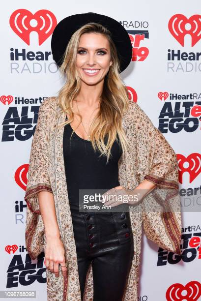 Audrina Patridge attends iHeartRadio ALTer Ego at The Forum on January 19 2019 in Inglewood California