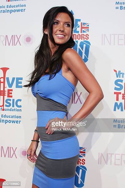 Audrina Patridge attends INTERMIX CELEBRATES VH1 ROCK HONORS in Los Angeles on July 11 2008