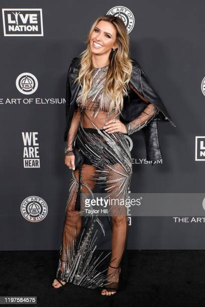 Audrina Patridge attends The Art of Elysium's 13th Annual Heaven Gala at Hollywood Palladium on January 04, 2020 in Los Angeles, California.