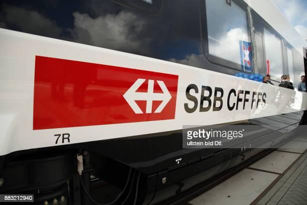 SBB auf der Innotrans in Berlin 2016