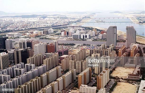 Auf die WM 2002 in KOREA und JAPAN, Seoul; UEBERSICHT: SEOUL CITY