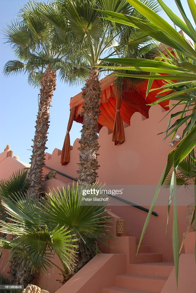 Aufgang Zur Dachterrasse Der Villa Von Henriette (Hetty) Von Bohlen Und  Halbach (geb